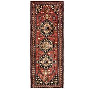 Link to 3' 9 x 10' 3 Khamseh Persian Runner Rug