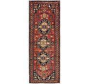Link to 115cm x 312cm Khamseh Persian Runner Rug