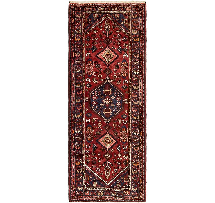 107cm x 280cm Zanjan Persian Runner Rug