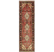 Link to 3' 8 x 11' 10 Hamedan Persian Runner Rug