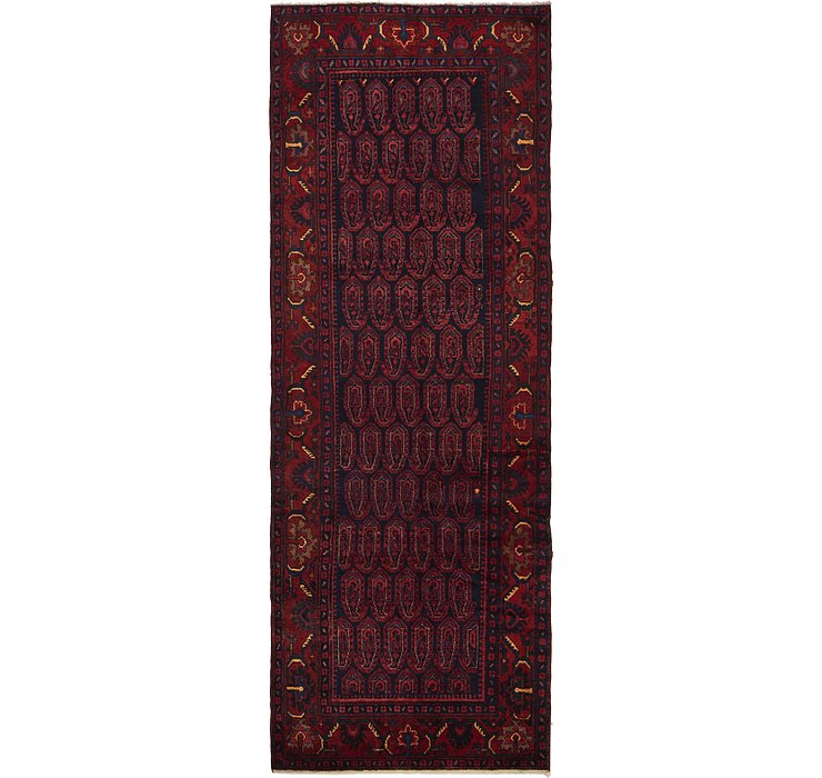 3' 8 x 10' Malayer Persian Runner ...