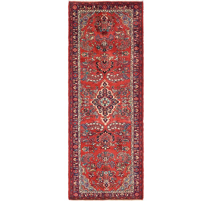 3' 10 x 10' 3 Mehraban Persian Runner...