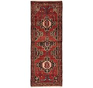 Link to 3' 7 x 10' Hamedan Persian Runner Rug