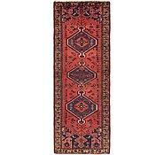 Link to 3' 9 x 10' 7 Hamedan Persian Runner Rug