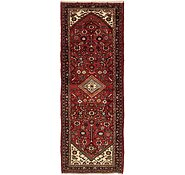Link to 3' 7 x 9' 5 Hossainabad Persian Runner Rug