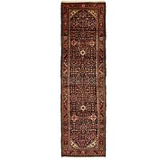 Link to 4' x 14' Hossainabad Persian Runner Rug