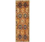 Link to 3' 8 x 12' 7 Shiraz Persian Runner Rug
