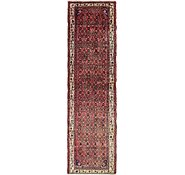 Link to 2' 7 x 9' 8 Hossainabad Persian Runner Rug