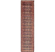 Link to 3' 5 x 13' 8 Hossainabad Persian Runner Rug