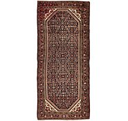 Link to 4' x 9' 1 Hossainabad Persian Runner Rug
