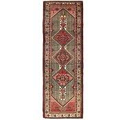 Link to 105cm x 315cm Meshkin Persian Runner Rug