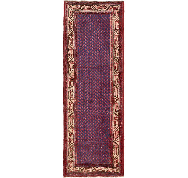 3' 8 x 10' 5 Botemir Persian Runner ...
