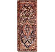 Link to 4' 2 x 11' Hamedan Persian Runner Rug