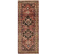 Link to Unique Loom 3' 7 x 9' 4 Zanjan Persian Runner Rug