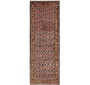 Link to 107cm x 312cm Hossainabad Persian Runner Rug