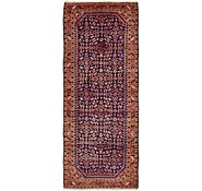 Link to 100cm x 282cm Hossainabad Persian Runner Rug