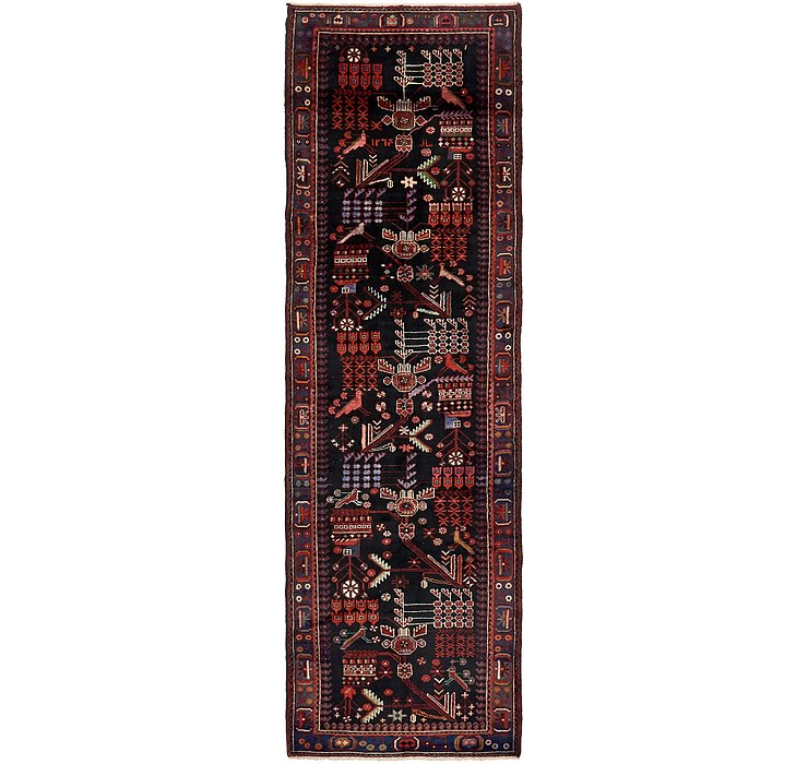 107cm x 340cm Tafresh Persian Runner ...