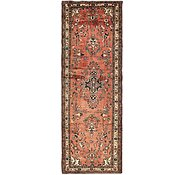 Link to 3' 8 x 10' 10 Hamedan Persian Runner Rug
