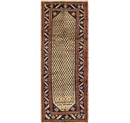 Link to 3' 6 x 10' Koliaei Persian Runner Rug