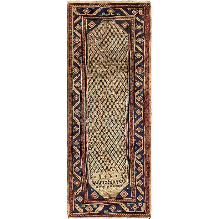 3' 6 x 10' Koliaei Persian Runner ...