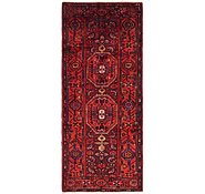 Link to 3' 6 x 8' 3 Zanjan Persian Runner Rug