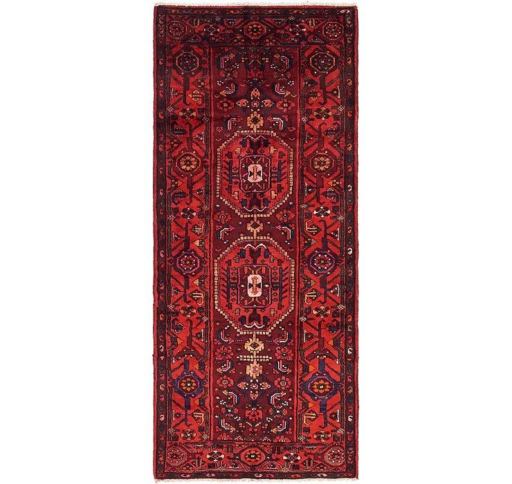 107cm x 250cm Zanjan Persian Runner Rug
