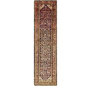 Link to 3' 4 x 13' Hossainabad Persian Runner Rug