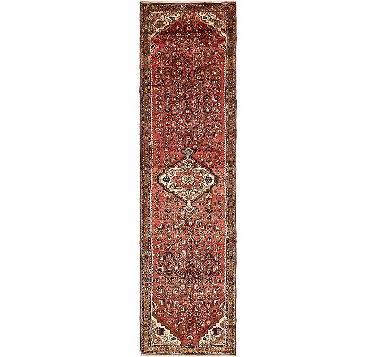 105cm x 420cm Hossainabad Persian Run...