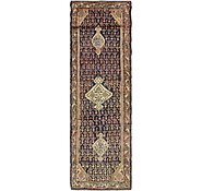Link to 3' 3 x 11' 4 Darjazin Persian Runner Rug