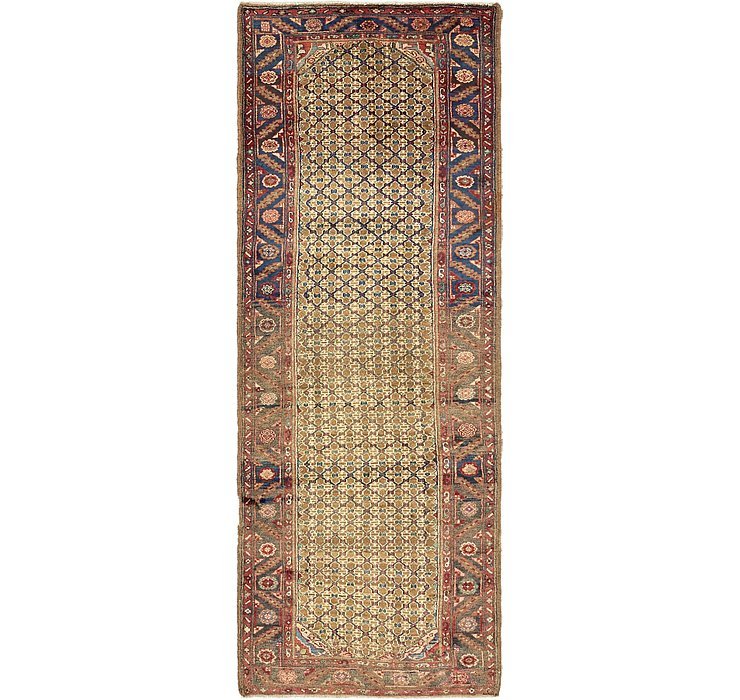 3' 5 x 9' 9 Koliaei Persian Runner ...