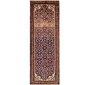 Link to 117cm x 340cm Hossainabad Persian Runner Rug