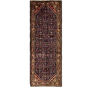 Link to 112cm x 315cm Hossainabad Persian Runner Rug