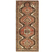 Link to 3' 4 x 8' Khamseh Persian Runner Rug