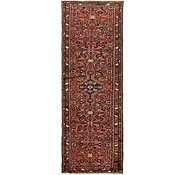 Link to 100cm x 295cm Hossainabad Persian Runner Rug