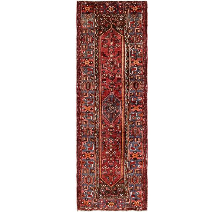 3' 6 x 10' 4 Zanjan Persian Runner Rug
