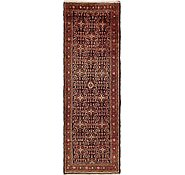 Link to 122cm x 378cm Hossainabad Persian Runner Rug