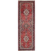 Link to 3' 10 x 11' 2 Hamedan Persian Runner Rug