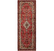 Link to 3' 8 x 10' 4 Hamedan Persian Runner Rug