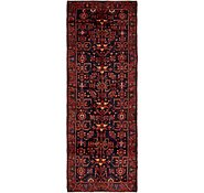 Link to 3' 8 x 10' 5 Nanaj Persian Runner Rug