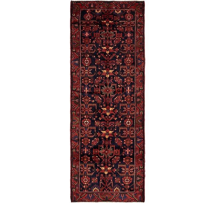 3' 8 x 10' 5 Nanaj Persian Runner Rug