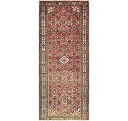 Link to 4' x 10' 4 Hossainabad Persian Runner Rug
