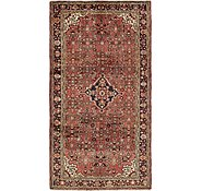 Link to 5' 6 x 10' Hossainabad Persian Rug