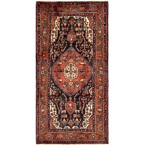 5' 4 x 10' 3 Tuiserkan Persian Rug