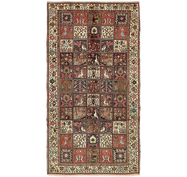 5' 2 x 9' 9 Bakhtiar Persian Rug
