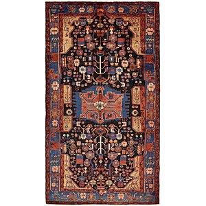 5' 8 x 10' 4 Nahavand Persian Rug