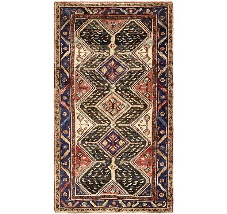 5' x 9' 4 Koliaei Persian Rug