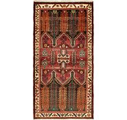 Link to 4' 8 x 9' 2 Hamedan Persian Rug