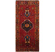 Link to 5' 4 x 12' Hamedan Persian Runner Rug