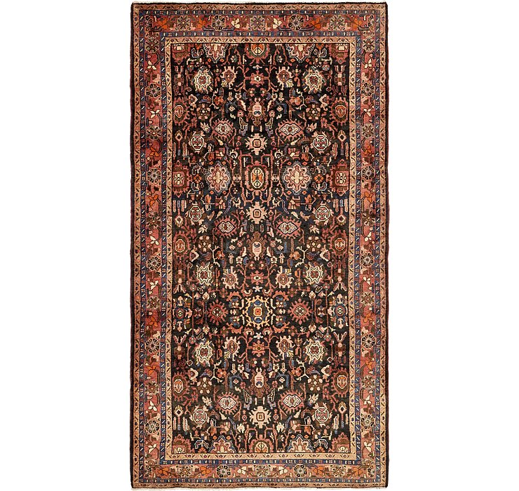 160cm x 305cm Nanaj Persian Rug