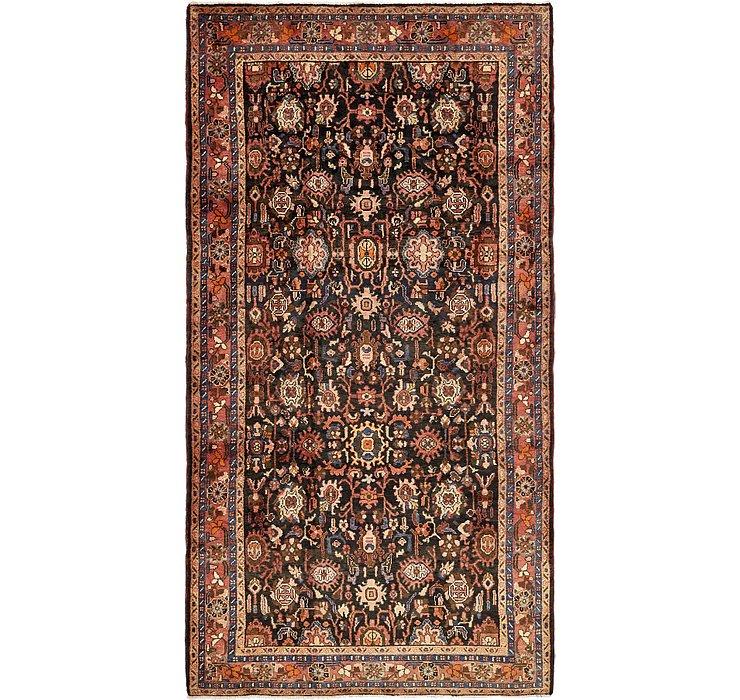 5' 3 x 10' Nanaj Persian Rug